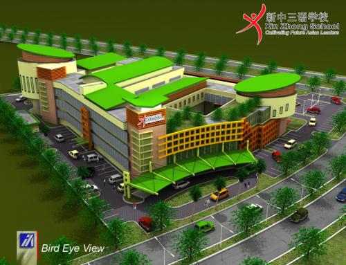 Sekolah Xin Zhong